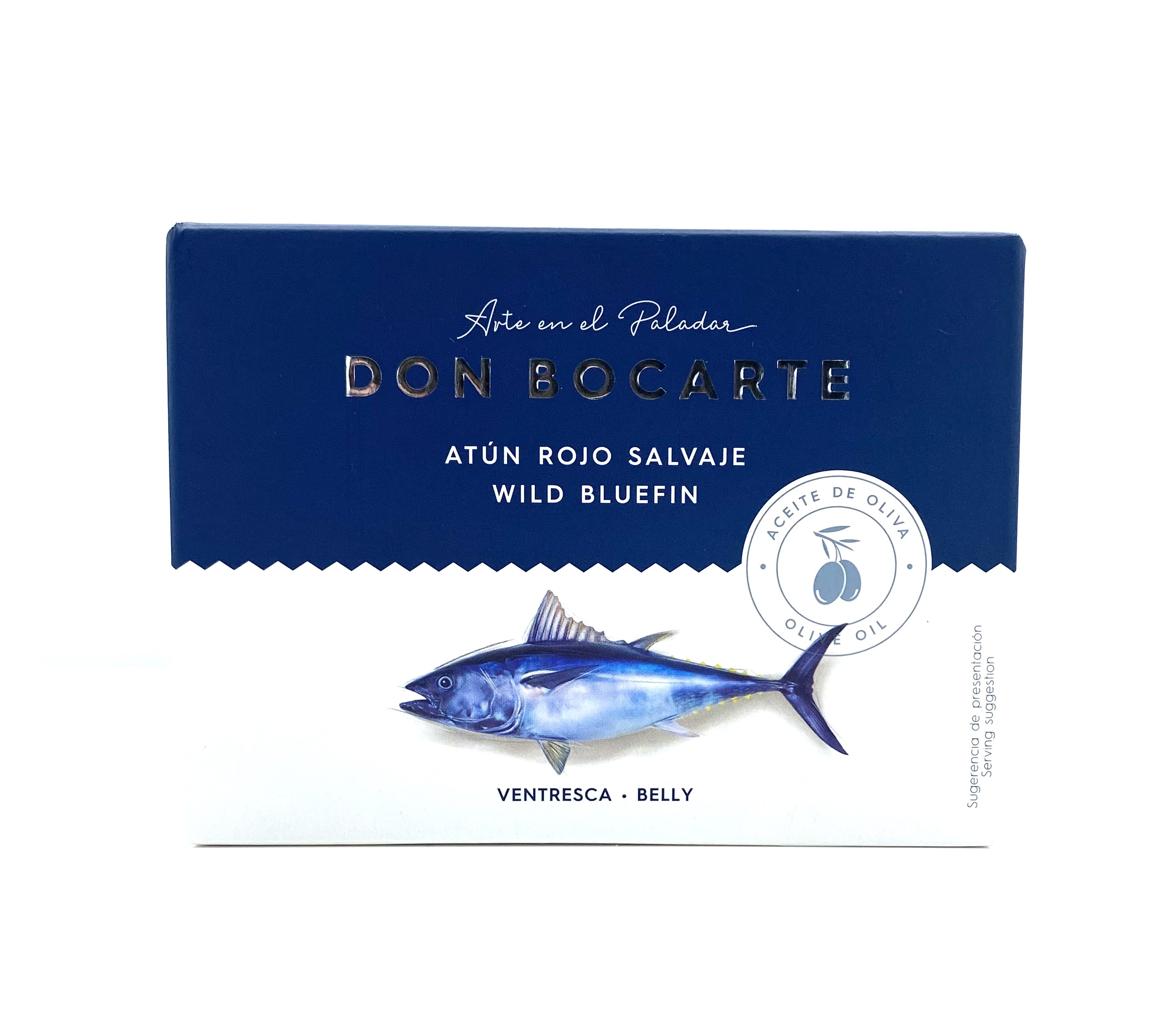 Don Bocarte Roter Thunfisch in Olivenöl